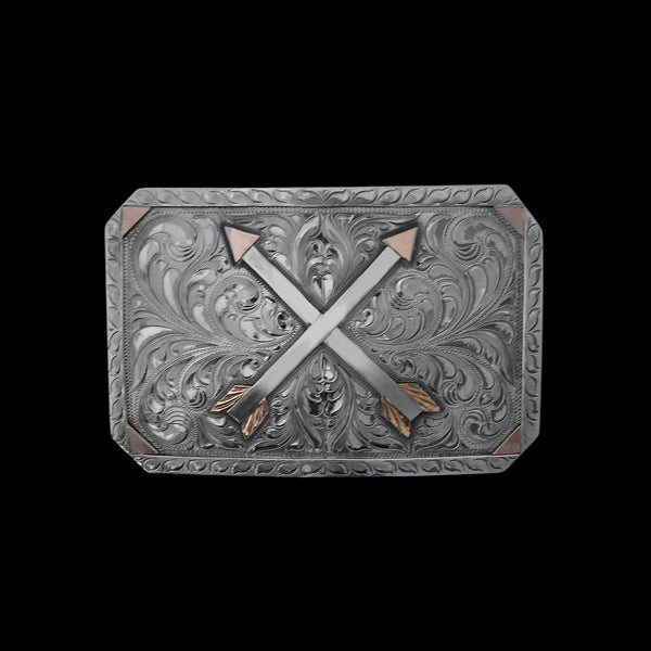 Vogt Silversmiths Trophy Buckles Default Northern Plains Trophy Buckle