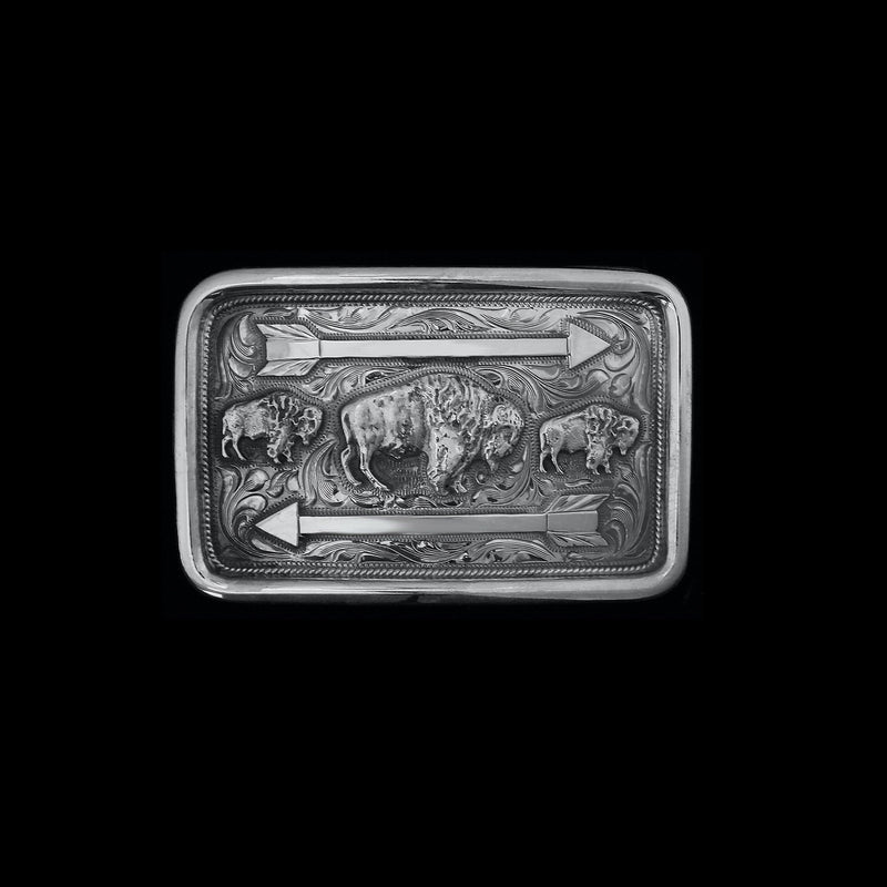 Vogt Silversmiths Trophy Buckles The Sioto Trophy Buckle
