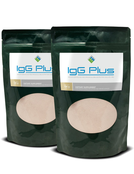 IgG Plus, 126g - 6 Month Supply