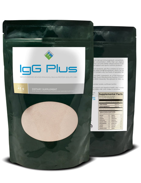 IgG Plus, 42g - 1 Month Supply