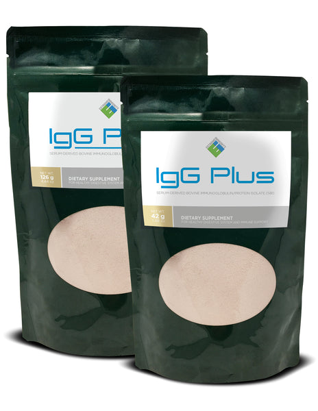 IgG Plus - 4 Month Supply