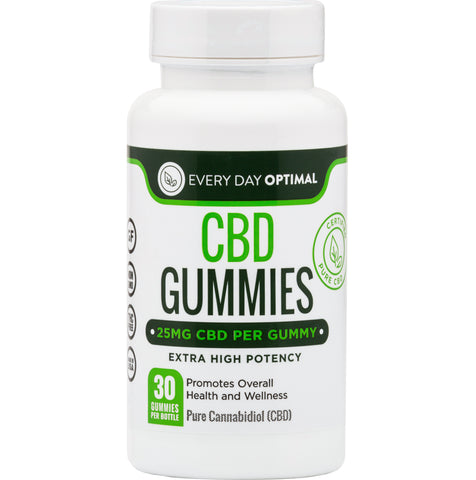 Image of CBD Oil Gummies | 25mg CBD Gummy Bears-Health Smart Hemp