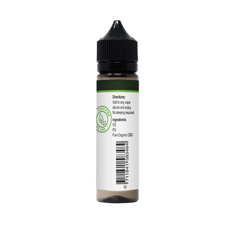 Image of 1000mg Pure CBD Vape Oil | Honey Melon Kush