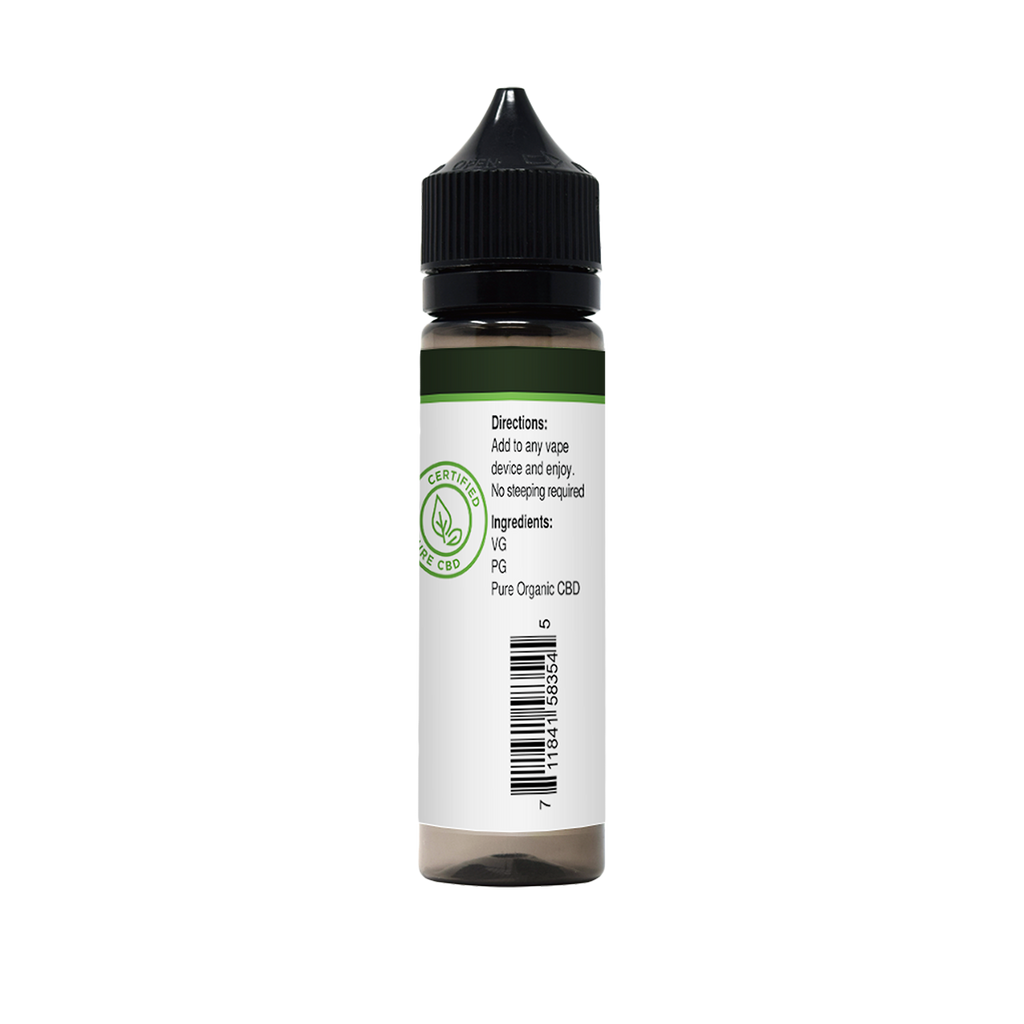 1000mg Pure CBD Vape Oil | Marshmallow Magic-Health Smart Hemp