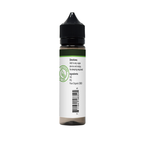 Image of 1000mg Pure CBD Vape Oil | Marshmallow Magic-Health Smart Hemp