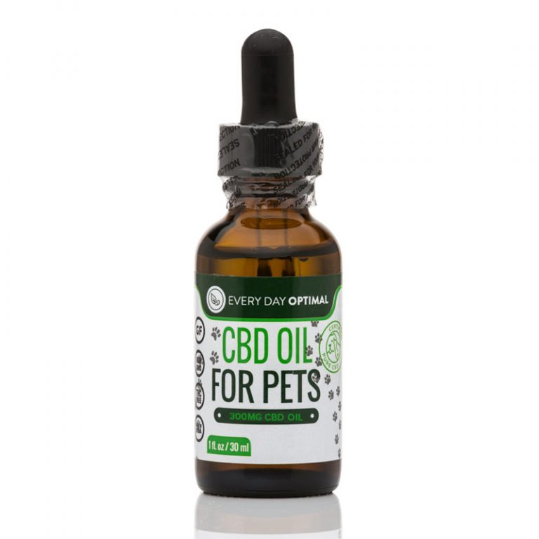 CBD Oil For Pets | Chicken Flavor | 300mg