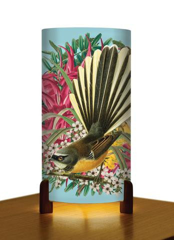 Table Lamp - Fantail, Kereru or Tui