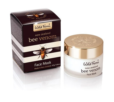 Bee Venom Face Mask with Manuka Honey 80+