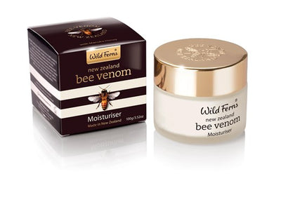 Bee Venom Moisturiser with Manuka Honey 80+