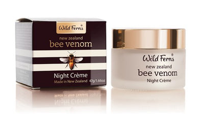 Bee Venom Night Creme with Manuka Honey 80+