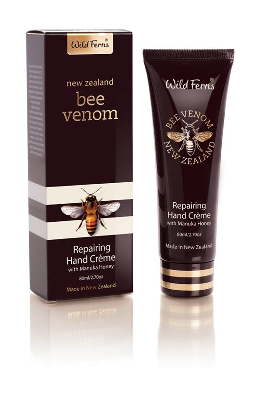 Bee Venom Repairing Hand Creme with Manuka Honey 80+