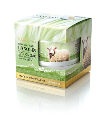 Lanolin Day Creme with Collagen and Placenta