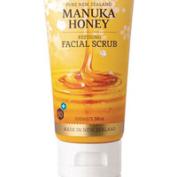 Manuka Honey Refining Facial Scrub