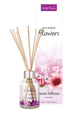 New Zealand Flowers Room Diffuser