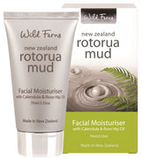 Rotorua Mud Facial Moisturiser with Calendula & Rosehip Oil