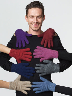 Possumdown Plain Gloves