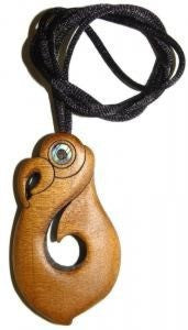 Matau (Fish Hook) Pendant