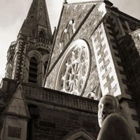 Christchurch Cathedral Photographic Print