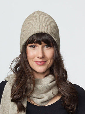 Possumdown Fashioned Beanie