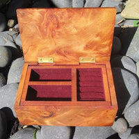 Swamp Kauri Heirloom Jewellery Box