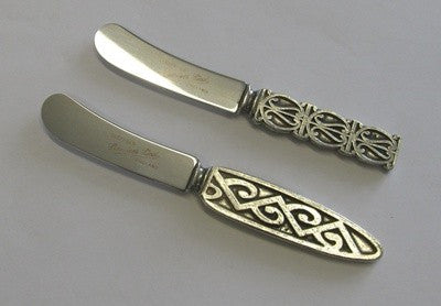 Pewter Pate Knife