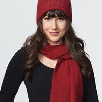 Possumdown Wide Plain Scarf
