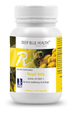 Royal Jelly 100 capsules