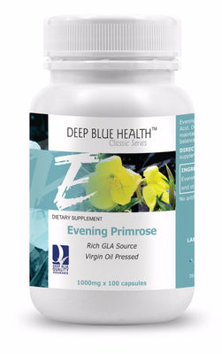 Evening Primrose Oil 1000mg- 100 caps