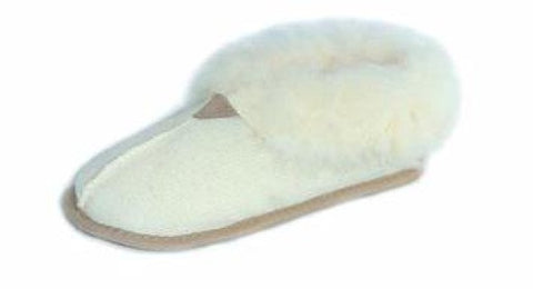 Wool Sleepy Feet Slippers