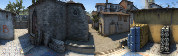 CS:GO: Must Know Inferno T-Side B Molotovs