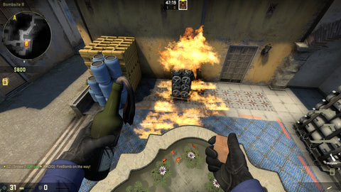 2nd Oranges Molotov 4