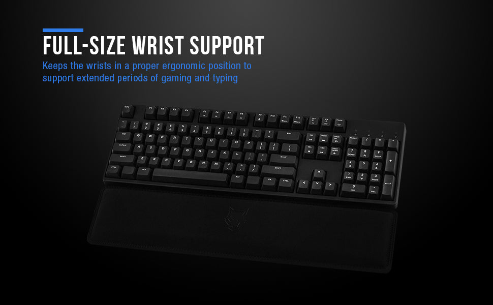Full-Size Wrist Support