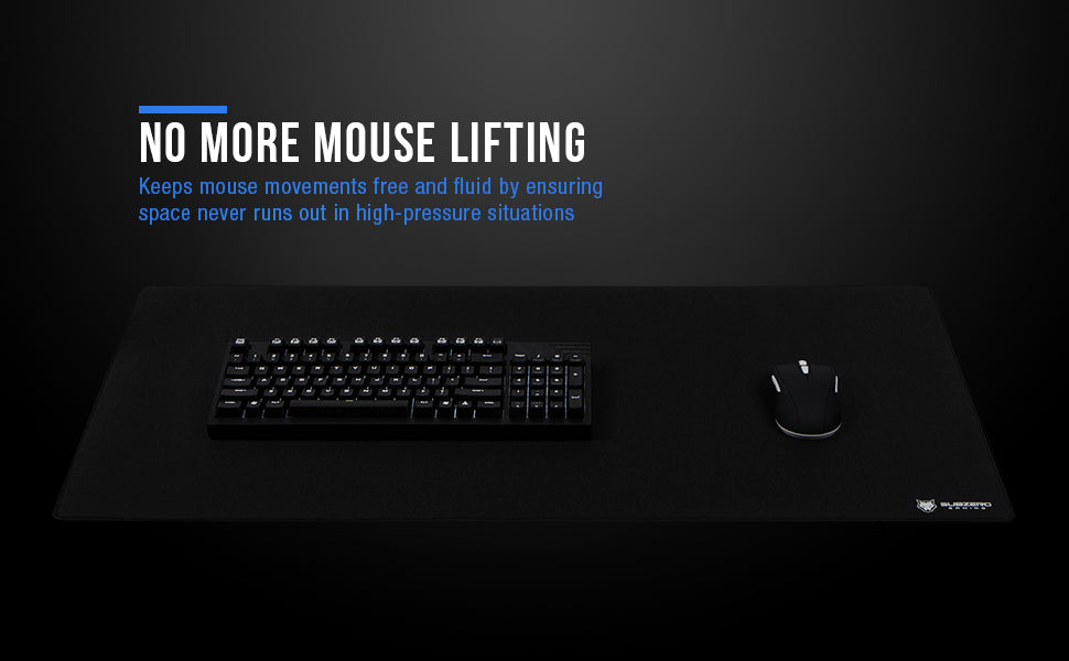 No More Mouse Lifting
