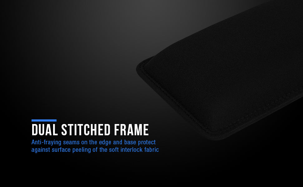 Dual Stitched Frame