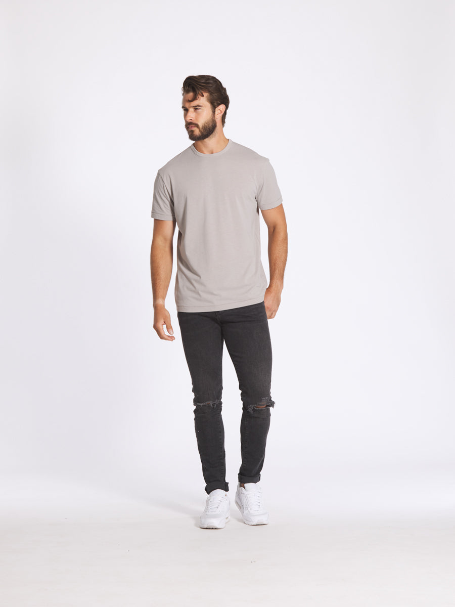 [info]--Alex is 6'1 and wears a size M (relaxed fit)