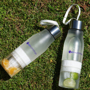 KIT 2 Botellas Infusoras de Frutas