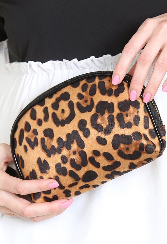 My Go To Leopard Bag