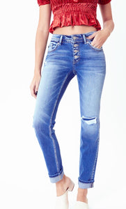 Must Have Buttonfly Jean