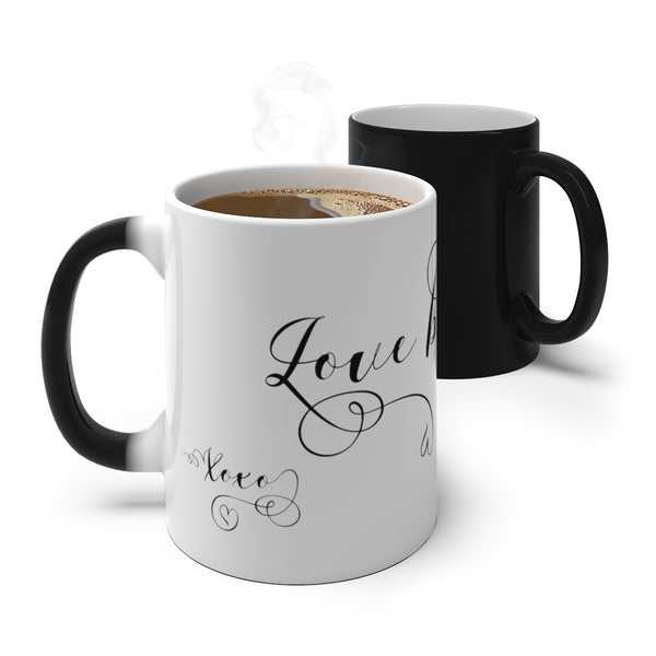 Love Believes - Color Changing Mug