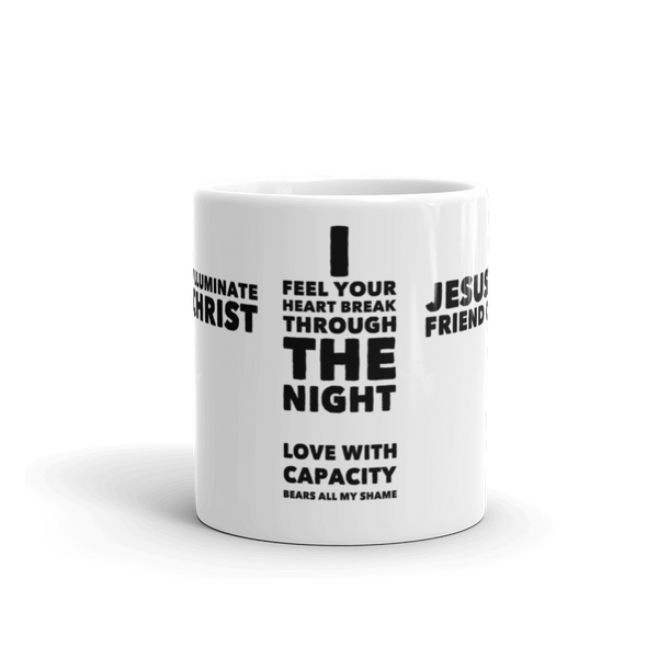 Friend Of Sinners Song Lyric Collection Mug 2 (2 of 6)