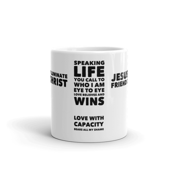 Friend Of Sinners Song Lyric Collection Mug 4 (4 of 6)