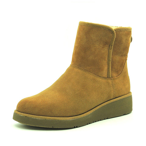 Blair Short Ugg Boot - Chestnut