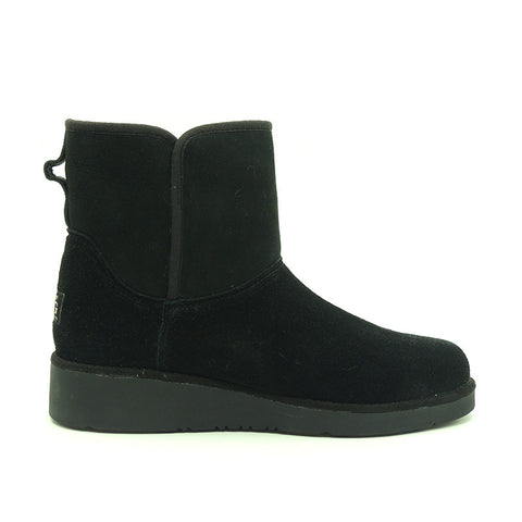 Blair Short Ugg Boot - Black