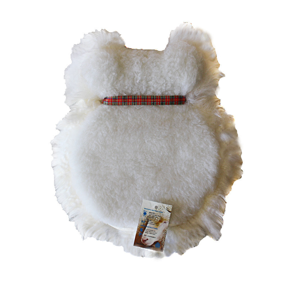 Koala - Natural Sheepswool Hot Water Bottle Cushion