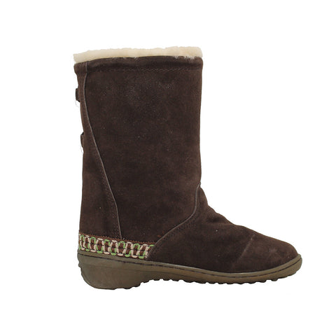 Duffle Winter Boots - Chocolate