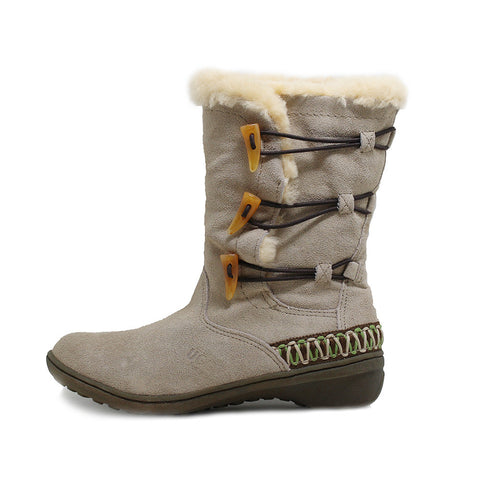 Duffle Winter Boots - Sand
