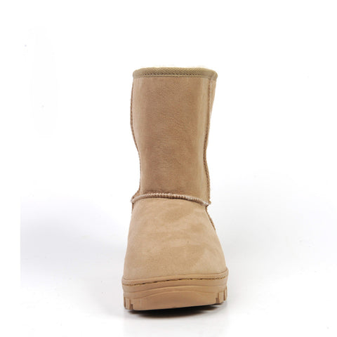 Everly Medium Ugg Boot - Sand