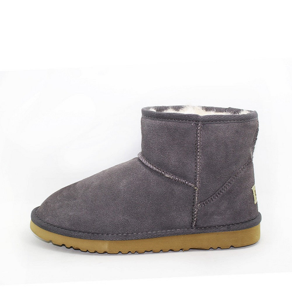 Ankle Ugg Boot - Grey