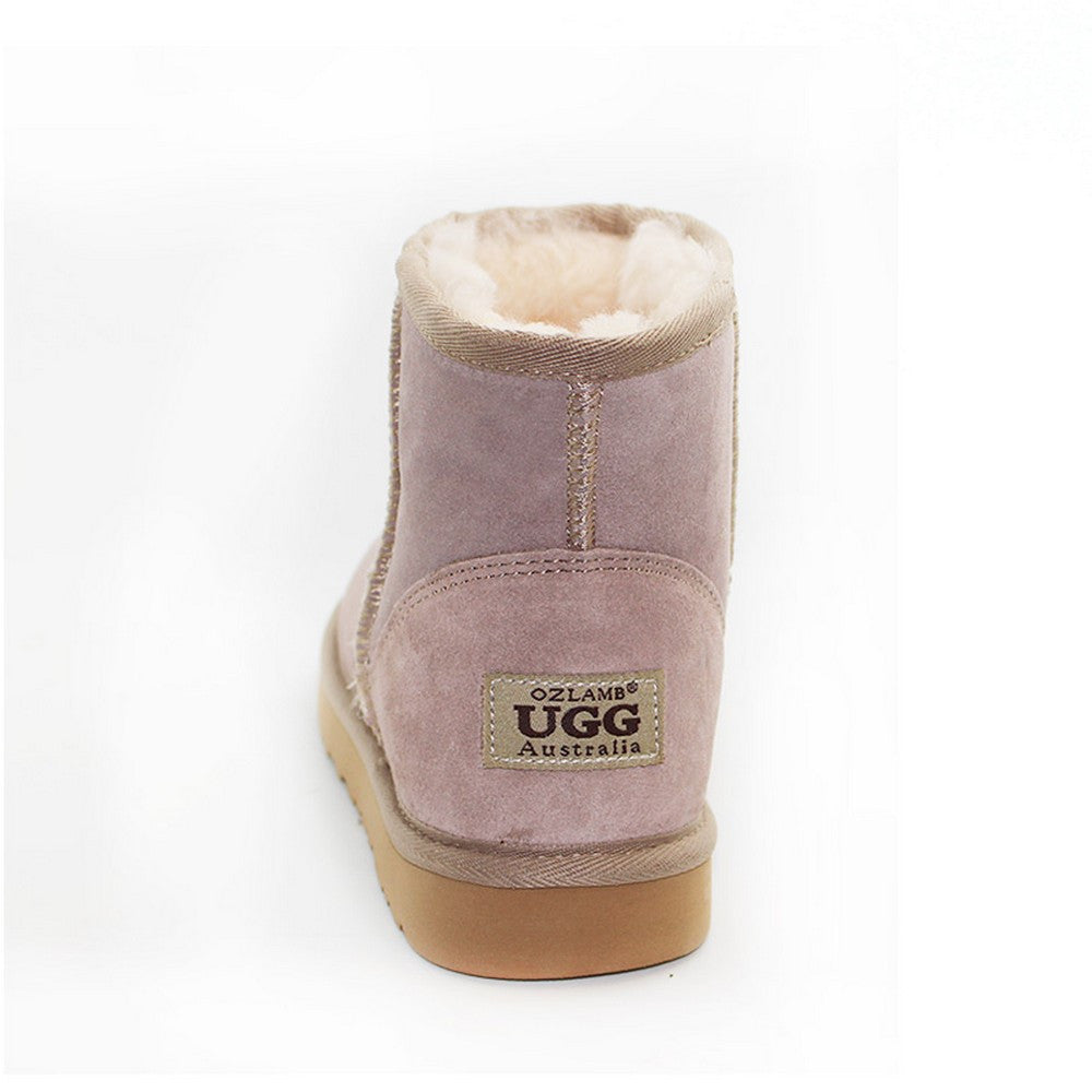 Ankle Ugg Boot - Sand