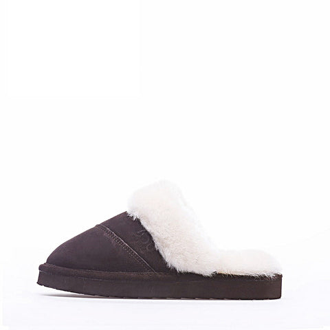 Wool UGG Scuff 501X - Chocolate